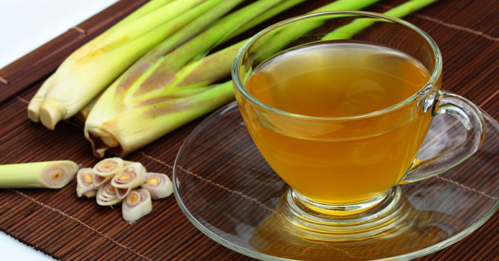 Lemongrass natural ringworm treatment