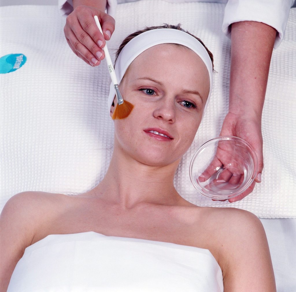 Trichloro-acetic Acid (TCA) Peel for acne scars