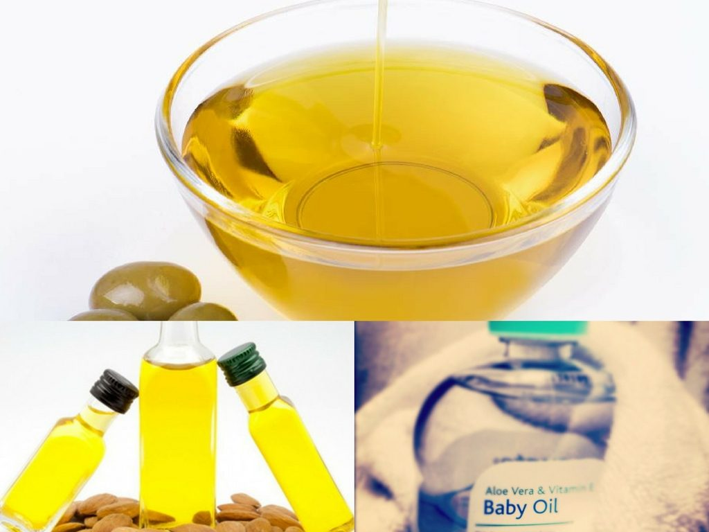 Oils for earwax removal