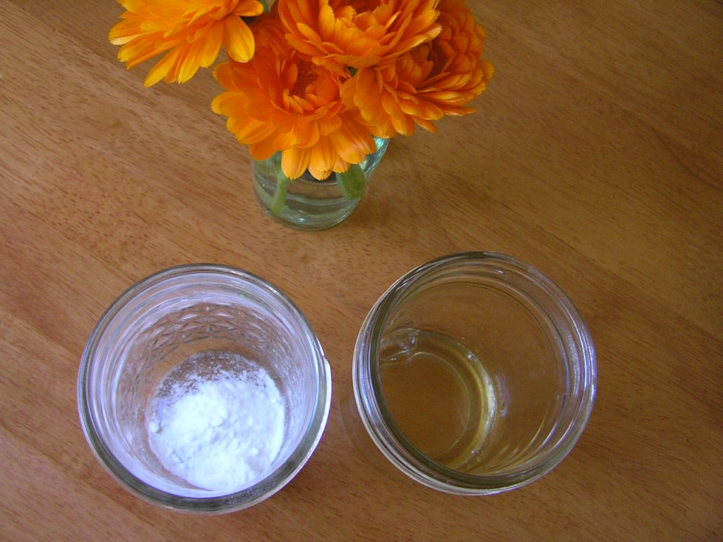 Baking soda with ACV to get rid of kidney stones