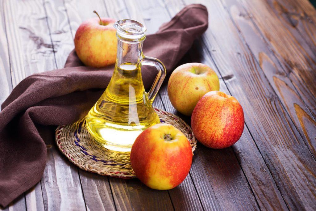 Apple cider vinegar to get rif od ingrown toenail