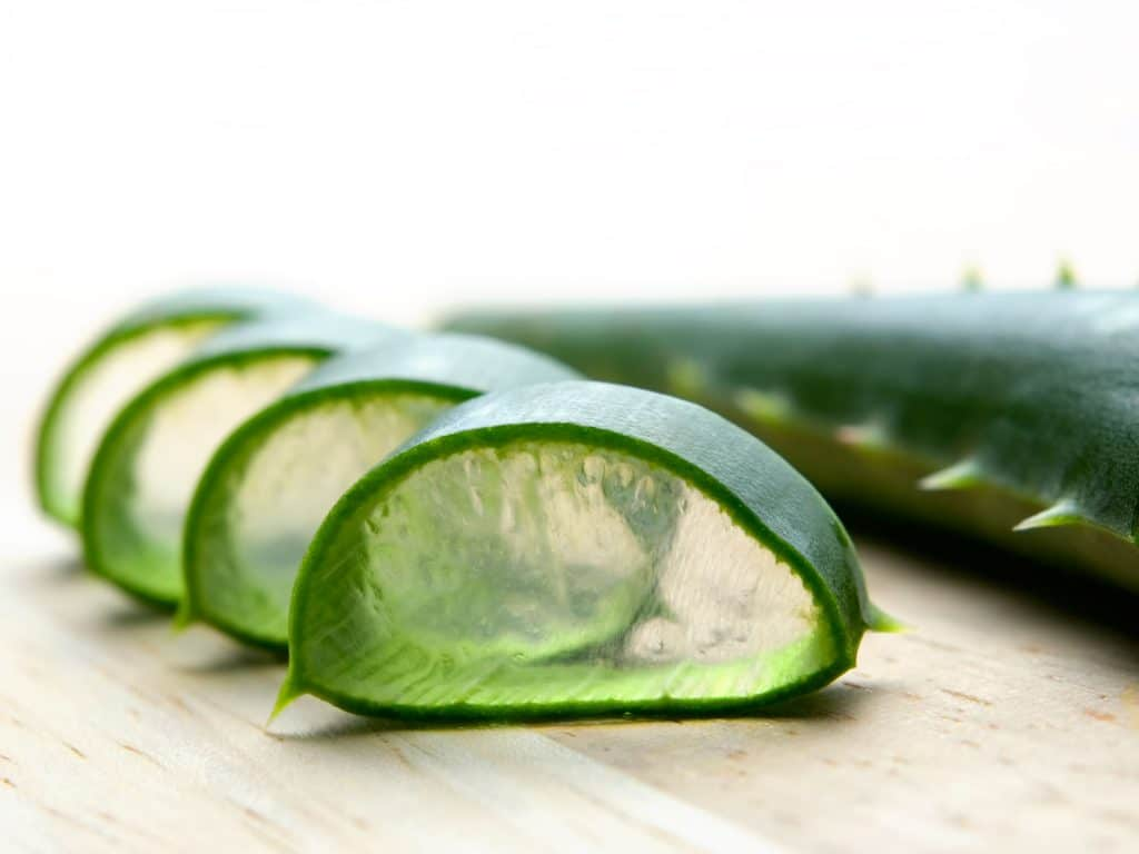 Aloe Vera for ingrown hair on penis
