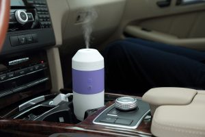 Arospa essential oils car diffuser