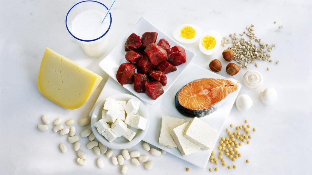 Foods rich in proteins to grow taller naturally