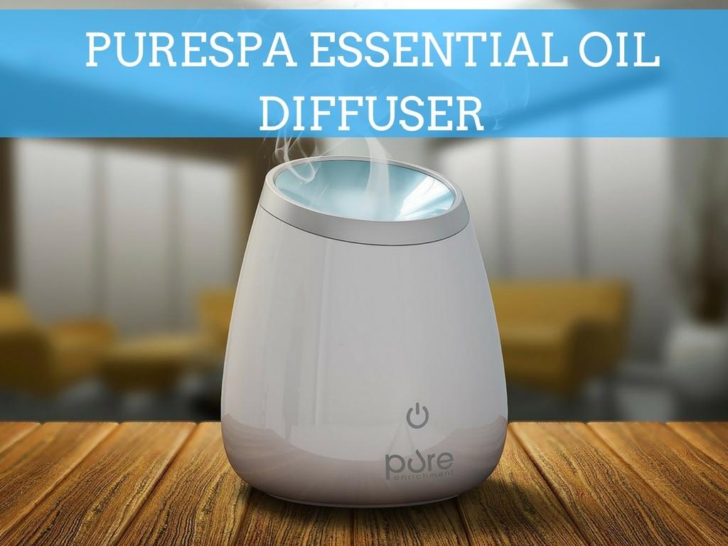 PureSpa Essential Oil Diffuser