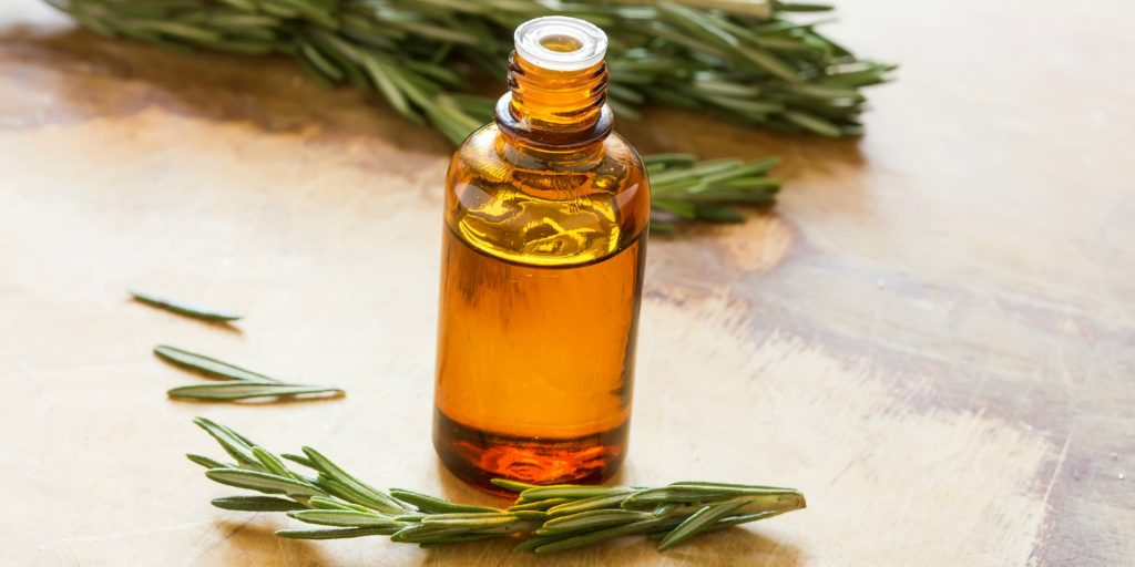 Rosemary Oil as a home remedy for scabies