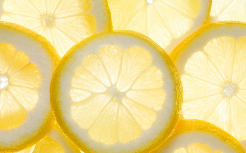 Lemon slices to get rid of ingrown toenail