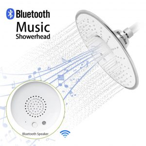 The Best Bluetooth Shower Head Speakers For Your Home