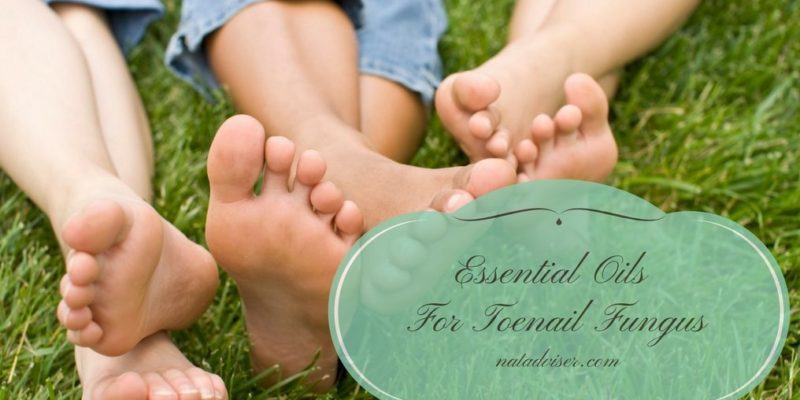 7 Essential Oils For Toenail Fungus That Will Help You Preserve The Health Of Your Feet