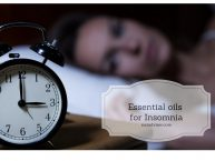 Aromatherapy for Insomnia: Overcoming Sleeping Disorder with Essential Oils for Sleep