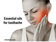 5 Essential Oils For Toothache That Will Help You Preserve Your Beautiful Smile