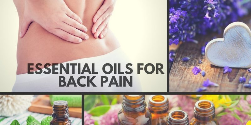What Essential Oils Are Good for Lower Back Pain: Recipes & Tips