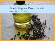 How to Use Black Pepper Essential Oil: Benefits, Tips and Recommendations