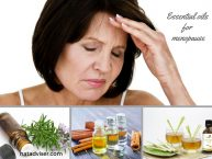 10 Essential Oils For Hot Flashes And Menopause That Will Help You Face The Day With Confidence