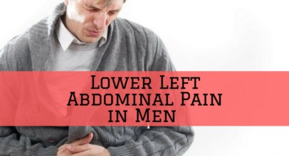 Lower Left Abdominal Pain in Men: 10 Leading Causes & Associated Symptoms