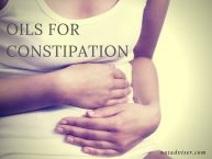 5 Essential Oils for Constipation That Will Help You Establish Healthy Digestion
